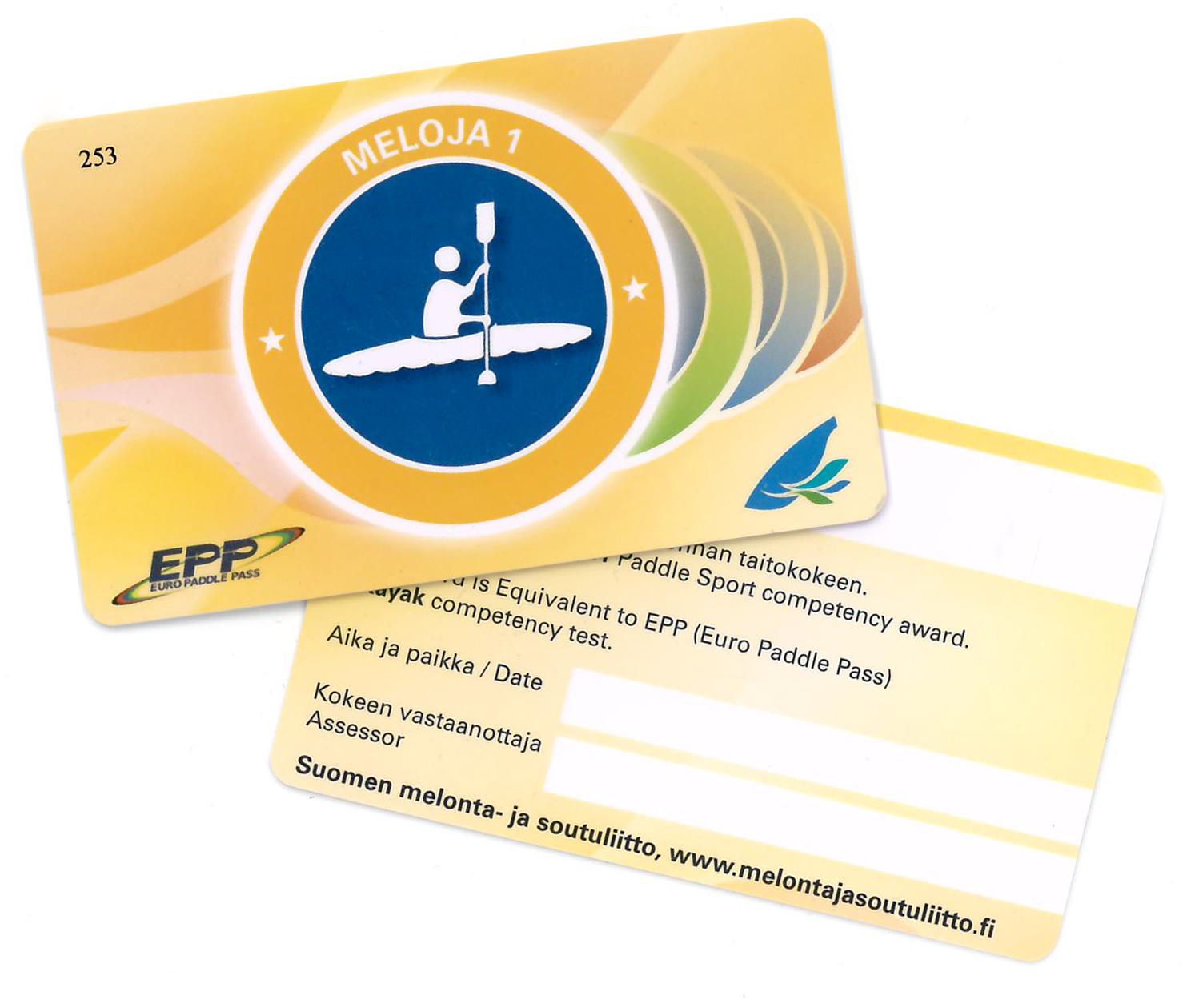 EPP1 kortti