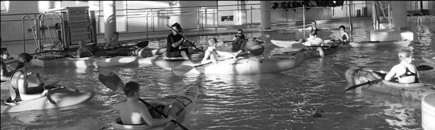 Hollolan uimahallissa